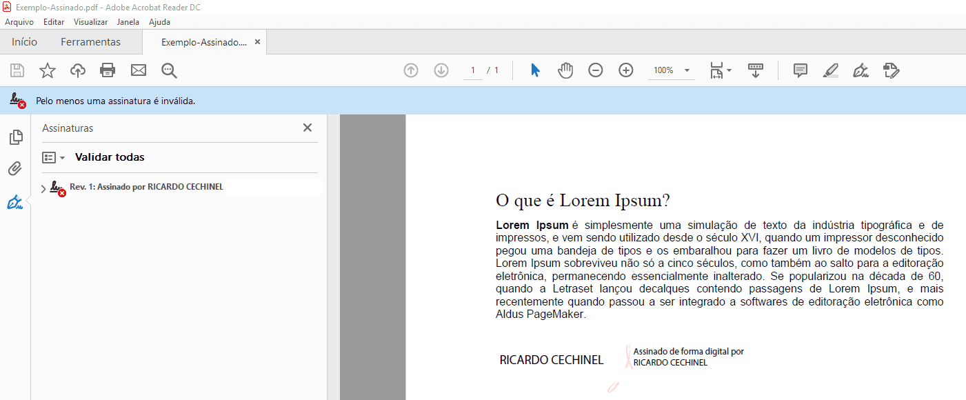 documento .pdf passo 1